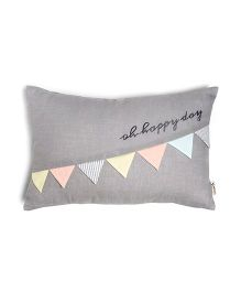 Masilo Cushion Cover - Grey