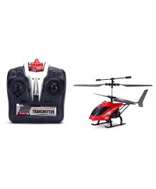 Heli Replay Remote Control Helicopter - Red