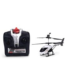 Heli Replay Remote Control Helicopter - White