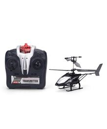 Heli Replay Remote Control Helicopter - Black
