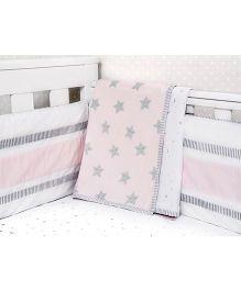 Masilo Linen For LittlesDohar Blankets - Pink