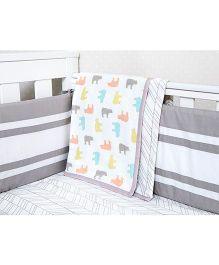 Masilo Dohar Blankets - Multicolor