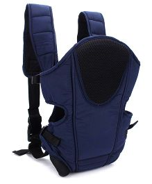 3 Way Baby Carrier With Padded Straps - Blue