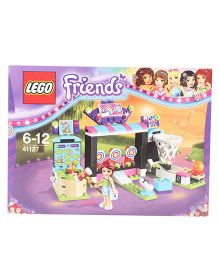 Lego Friends Amusement Park Arcade - Multicolor