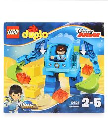 Lego Duplo Miles From Tommorowland Building Kit - Blue