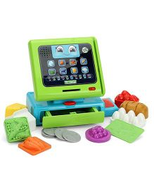 Leap Frog Count Along Register - Green