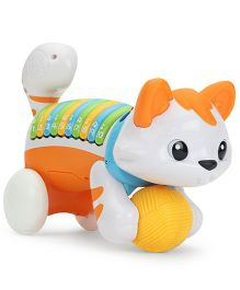 Leap Frog Count And Crawl Kitty - Multicolor