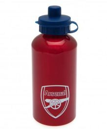 Chelsea Arsenal FC Aluminium Sports Water Bottle Red - 400 ml