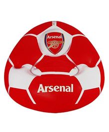 Arsenal F C Inflatable Chair - Red White
