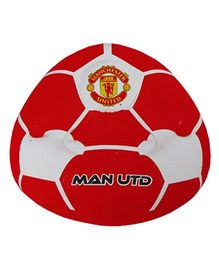 Manchester United F C Inflatable Chair - Red White