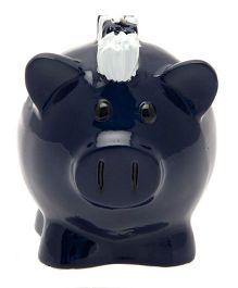 Tottenham Hotspur FC Mohawk Piggy Bank - Navy Blue