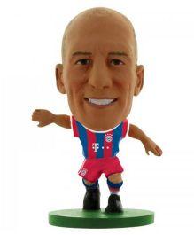 Bayern Munchen SoccerStarz Arjen Robben Figure - 5 cm
