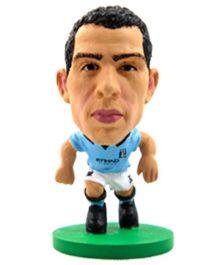 Manchester City FC SoccerStarz Calos Tevez Figure - 5 cm