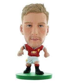 Manchester United FC SoccerStarz Luke Shaw Figure - 5 cm