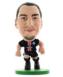 Paris Saint Germain FC SoccerStarz Zlatan Ibrahimovic Figure - Height 5 cm