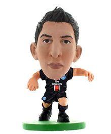 Paris Saint Germain FC SoccerStarz Angel Di Maria Figure - Height 5 cm