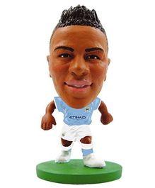 Manchester City FC SoccerStarz Raheem Sterling Figure - 5 cm