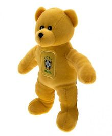 Brasil Mini Bear Yellow - 20 cm