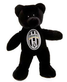 Juventus FC Mini Beanie Bear Black - 20 cm