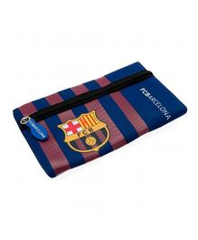 FC Barcelona Pencil Case - Maroon Blue