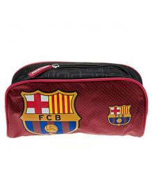 FC Barcelona Pencil Case - Maroon