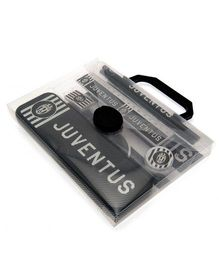 Juventus FC Stationery Set - Black