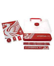 Liverpool FC Stationery Set - Black