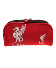 Liverpool FC Pencil Case With Crest - Red