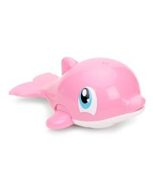 Hamleys Water Whale Toy - Pink