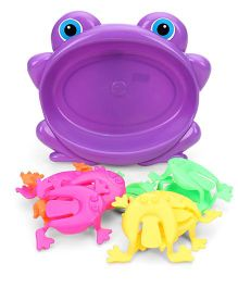 Simba Frog Game Multicolor - 13 Pieces