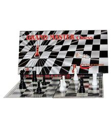 Shree Creations Grand Master Mega Chess Set Board Game