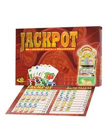 Shree Creations Jackpot Board Game - Multicolor