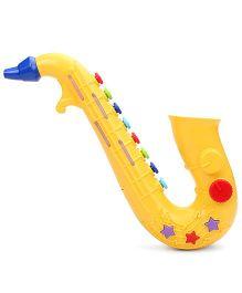 Winfun Triple Sounds Saxophone - Yellow