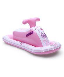 Simba Hello Kitty Inflatable Motor Bike - Pink