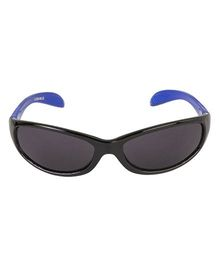 VESPL UV Protected Rectangular Sunglasses - Black
