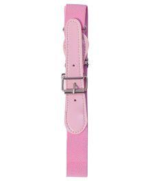 Miss Diva Stretchable Belt - Light Pink