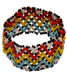 Miss Diva Girl's Ethnic Bracelet - Multicolour
