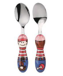 Eat4Fun Kiddos Kids Fork Ben - 16 cm