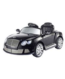 Pollys Pet Battery Operated Ride-On Bentley - Semi Assembled Black