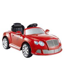 Pollys Pet Battery Operated Ride-On Bentley - Semi Assembled Red