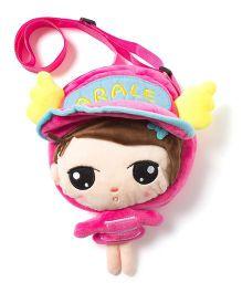 Wow Kiddos Arale Side Sling Bag - Pink