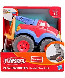 Playskool - Play favourite Rumblin' Tow Truck