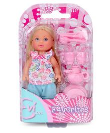 Evi Love Favorites Pink - 5 Inches