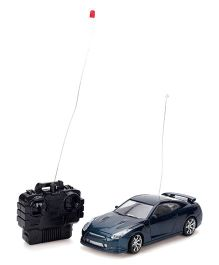 Majorette Victor Full Function Remote Control Car - Teal Blue