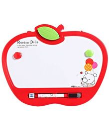 Apple Shape White Board