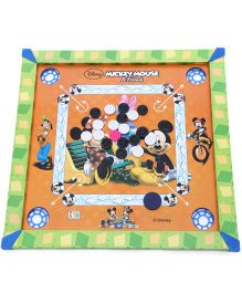 Disney Mickey Mouse Carrom Board (Color May Vary)