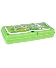 Pratap Pencil Box - Green