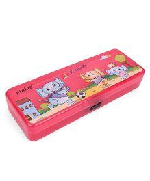 Pratap Hy Creation Pencil Box - Pink