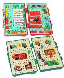 Funskool Monopoly Game with Travel Cluedo
