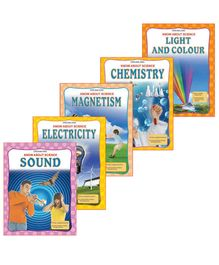 Dreamland Science Book Combos ( Pack of 5)